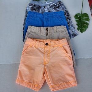 Bundle of 4 Shorts size 4T